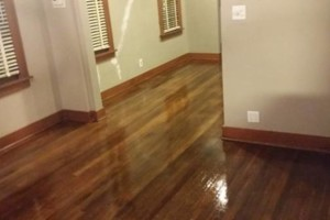Photo #1: Hardwood installer. Refinishing floors