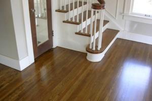Photo #1: Thompson Hardwood Floors