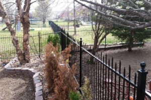 Photo #3: Gary Walker LLC. Wrought iron fence restoration