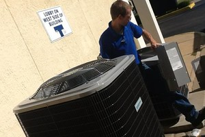 Photo #1: Doherty's Heating & Air Conditioning, LLC