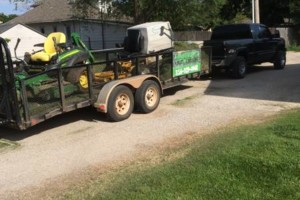 Photo #5: Laverentz lawn & landscape - Mowing and landscape work