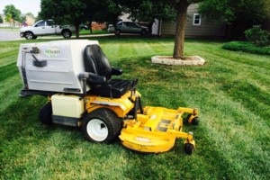 Photo #4: Laverentz lawn & landscape - Mowing and landscape work
