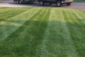 Photo #2: Laverentz lawn & landscape - Mowing and landscape work