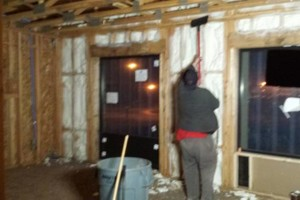 Photo #1: The Spray Doctors - Affordable Spray Foam Insulation