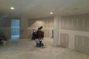 Photo #6: DRYWALL.... Paint and texture