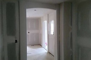 Photo #1: DRYWALL.... Paint and texture