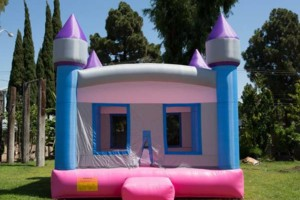 Photo #5: Bounce houses, mook walks, wedding tents, chairs.... Coco Pongo