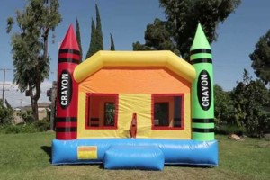 Photo #3: Bounce houses, mook walks, wedding tents, chairs.... Coco Pongo