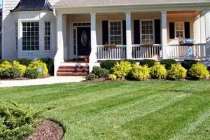 Photo #3: Weekly Lawn Care - mowing, clean edges, and all unsightly grass