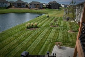 Photo #1: Weekly Lawn Care - mowing, clean edges, and all unsightly grass