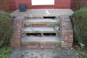 Photo #1: Ron's Masonry Restoration. Foundation Repair, Basement Waterproofing...
