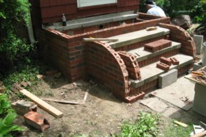 Photo #6: Ron's Masonry Restoration. Foundation Repair, Basement Waterproofing...