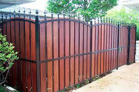 Photo #12: Amarico Fence - install or repair any type of fence