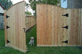 Photo #10: Amarico Fence - install or repair any type of fence