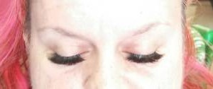 Photo #1: $10 Non-Semi Permanent Individual Lash Extentions
