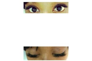 Photo #10: $10 Non-Semi Permanent Individual Lash Extentions