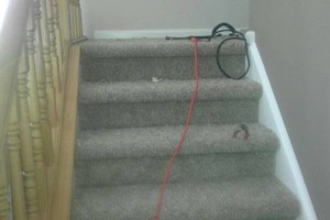 Photo #3: Carpet installations/restretching - $4.00 a yard