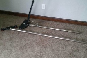 Photo #2: Carpet installations/restretching - $4.00 a yard