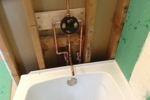 Photo #19: Oddjobs Handyman Repairs and Remodeling / Trim and Base molding