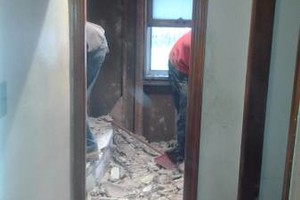 Photo #6: Oddjobs Handyman Repairs and Remodeling / Trim and Base molding