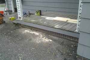 Photo #2: Oddjobs Handyman Repairs and Remodeling / Trim and Base molding