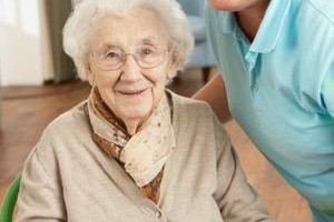 Photo #1: CAREGIVER, Home Health Aide can help with Meals, Errands... Seniors Choice Services