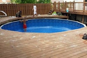 Photo #1: Pool Boss LLC. Swimming Pool Specialist