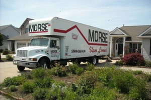 Photo #2: Morse Van Lines - LOW COST RESIDENTIAL AND COMMERCIAL MOVING