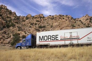 Photo #1: Morse Van Lines - LOW COST RESIDENTIAL AND COMMERCIAL MOVING