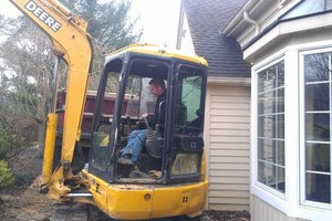 Photo #5: Dillon's Excavating & Plumbing