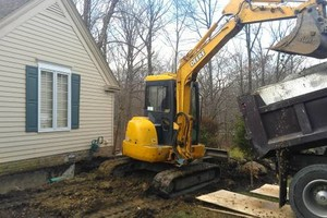 Photo #2: Dillon's Excavating & Plumbing