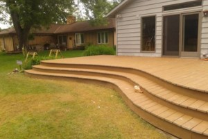 Photo #19: Carpenter for hire - decks, garages, remodels, drywall, fences...