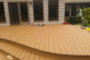 Photo #18: Carpenter for hire - decks, garages, remodels, drywall, fences...