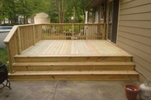 Photo #17: Carpenter for hire - decks, garages, remodels, drywall, fences...