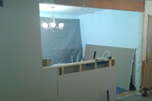 Photo #8: Carpenter for hire - decks, garages, remodels, drywall, fences...