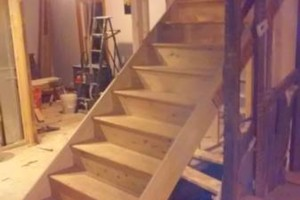 Photo #1: Carpenter for hire - decks, garages, remodels, drywall, fences...
