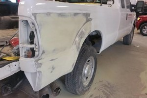 Photo #2: Warner's Restoritions. Autobody work - classic restoration and painting