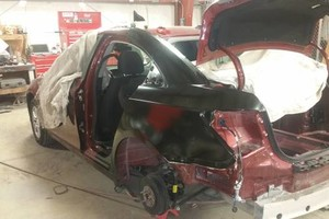 Photo #1: Warner's Restoritions. Autobody work - classic restoration and painting