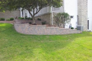 Photo #3: Omar's Worldscapes Landscaping and Tree Services