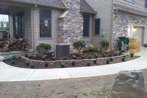 Photo #1: Omar's Worldscapes Landscaping and Tree Services