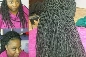 Photo #7: BEST AFRICAN HAIR BRAIDING by Charity