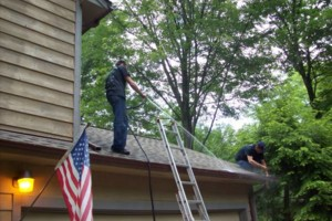 Photo #6: Accurate Services. CALL FOR GUTTER CLEANING