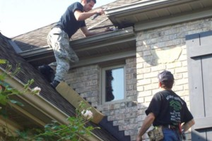 Photo #3: Accurate Services. CALL FOR GUTTER CLEANING