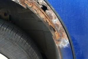 Photo #8: BEST PRICED AUTO BODY RUST REPAIRS