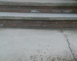 Photo #3: Concrete and Masonry Services - bricks, block, concrete, chimneys