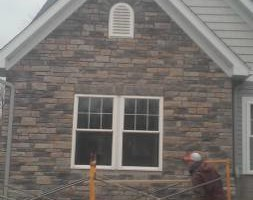 Photo #2: Dutch Valley - Brick, Block, Stone mason