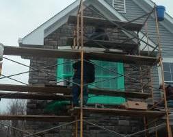 Photo #1: Dutch Valley - Brick, Block, Stone mason