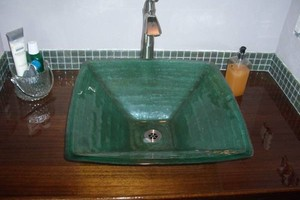 Photo #1: High Gloss Vanities and Woodworking