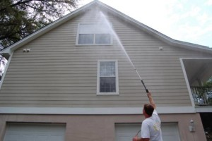 Photo #3: Pressure Washing and Window Cleaning