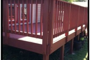 Photo #1: Textbook Paintin - EXTERIOR PAINTING/ STAINING/ POWER WASHING